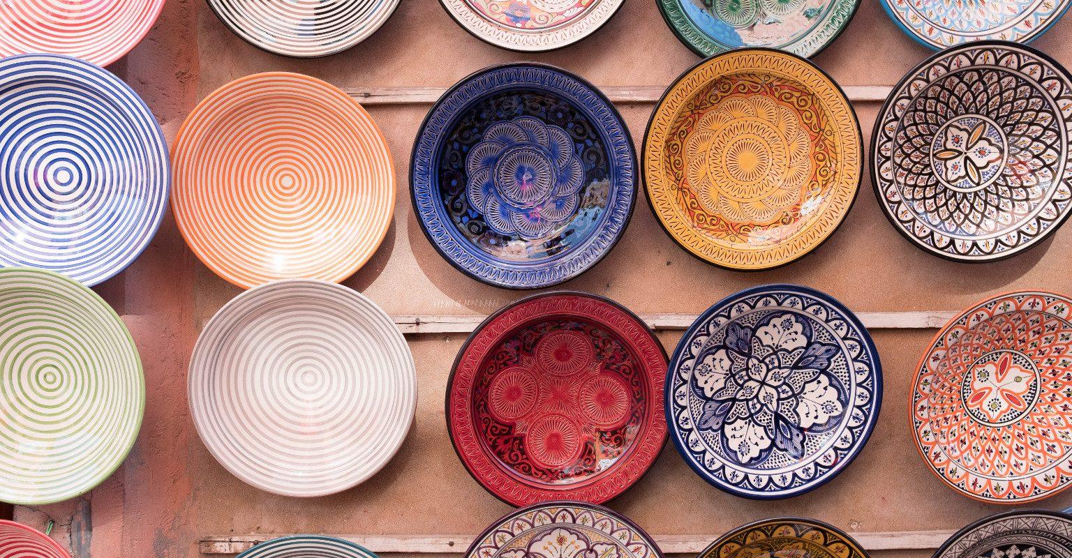 poterie marocaine